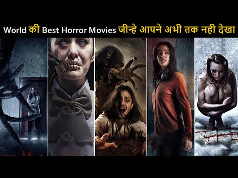 Top 10 World Best Horror Movies You Missed Completely