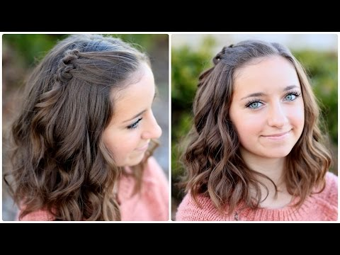 DIY Triple Knot Accents | Hairstyles for Short Hair
