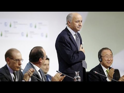 COP 21: Σχέδιο συμφωνίας για αύξηση της μέσης θερμοκρασίας κάτω από 2°C
