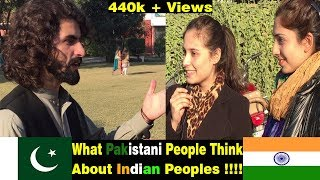 Video What Pakistani people think about India 2018 Social Experiment   Pakistani people know about india MP3, 3GP, MP4, WEBM, AVI, FLV Oktober 2018