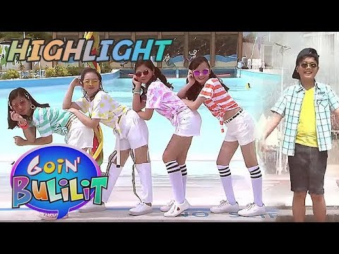 "Goin' Bulilit Kids perform ""Magdamag"" by Maymay Entrata 