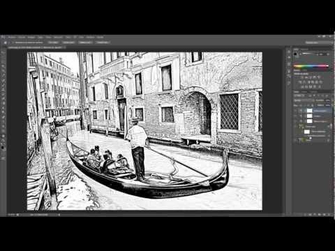 tutorial photoshop fotografias a dibujo photoshop de la fotografia al