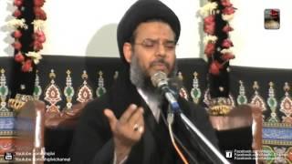 10 - Ittaqullah - Allama Aqeel-ul-Gharvi - 02 Safar 1435 / 2013