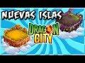 """Nuevas Islas De Dragón City """"Desert Island y Creepy Island"""""""