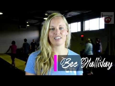 Bec Halliday – Search4Hurt Audition