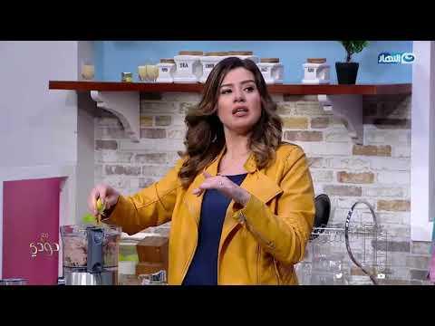 قبل شم النسيم: رانيا فريد شوقي تحضر الرنجة بالطريقة المفضلة لابنتها