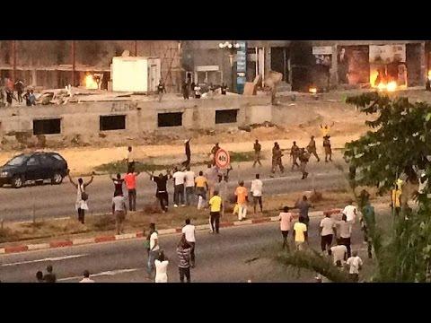 Επεισοδίων συνέχεια στη Γκαμπόν