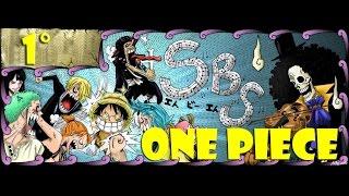Download Lagu One piece - 1° SBS Español Mp3