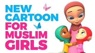 Jannah's Way - A New Cartoon for Muslim Girls