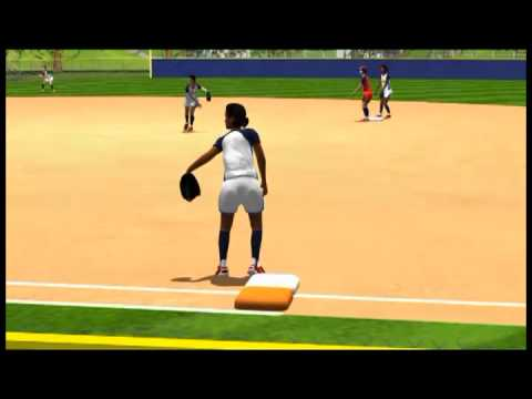 Animated Playbook – 1st and 3rd Defense –  USA Softball With Coach Mike Candrea