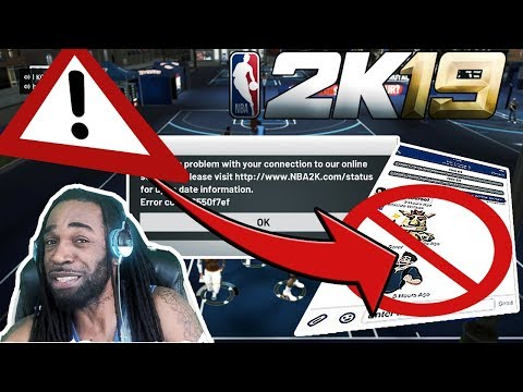 ⚠️WARNING⚠️BEWARE OF VIRUS ON PLAYSTATION | change settings to prevent - NBA 2K19