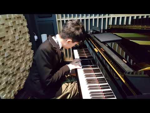บุพเพสันนิวาส Love destiny - Ost.บุพเพสันนิวาส [Piano cover played by ears]