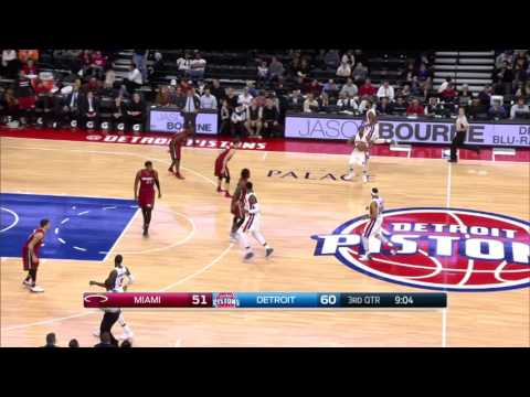 NBA League Pass - Heat vs Pistons - HD