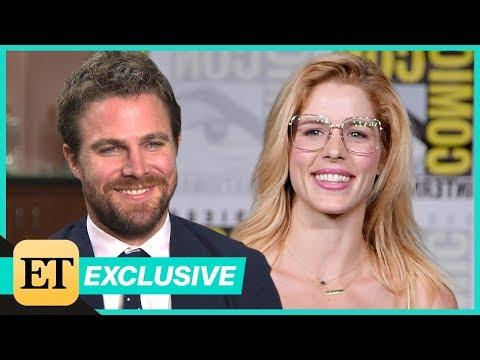 Arrow Final Season: Stephen Amell Reveals If Emily Bett Rickards Will Return (Full Interview)