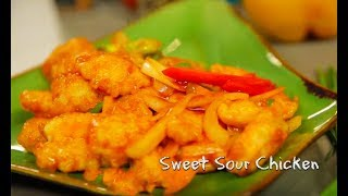 Masak On Sarah with Chef Sandra – Sweet Sour Chicken