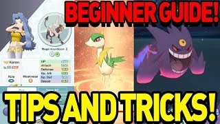 BEGINNER GUIDE Tips and Tricks for Pokemon Masters! by aDrive