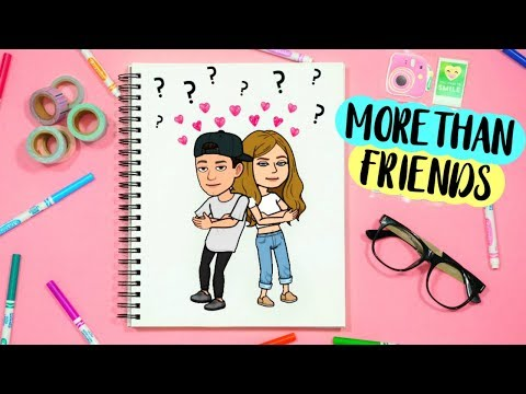 DRAW MY LIFE: MORE THAN FRIENDS
