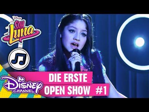 SOY LUNA - Open Music Show #1 aus Staffel 2 | Disney Channel Songs (видео)