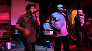 CunninLynguists - My Habit (I Haven't Changed) Live in Atlanta