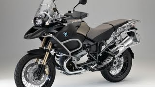 BMW R1200 GS ENGLISH VERSION