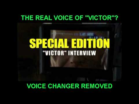 "The Alien Interview Video  – The Real Voice Of ""Victor""? (Original Upload)"