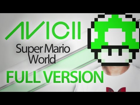 levels - I got a lot of requests to extend my Super Mario World remake of the song