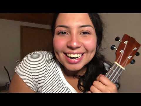 hidden in the sand - tally hall (ukulele tutorial)