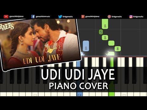 Piano piano chords instrumental : Zaalima Raees|Shah Rukh Khan|Hindi Song|Piano Chords Tutorial ...
