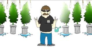 SHATTERDAY Cartoons REMO! He knows what time it is! by Urban Grower