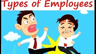 Types of Employees