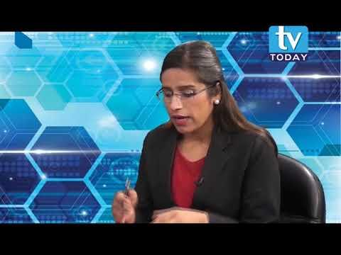 (Saroj Kumar Thapa logo Talk Show On... 21 minutes.)