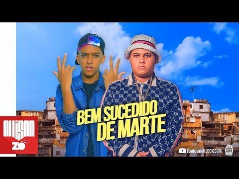 MC Ryan SP e MC Brinquedo - Bem Sucedido de Marte (DJ Pedro)