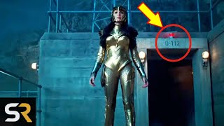 Everything You Missed In The Wonder Woman 1984 Trailer by Screen Rant