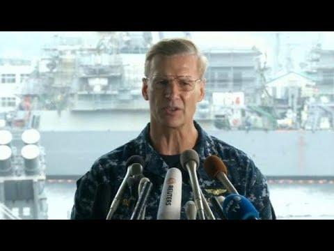 Αποπέμπεται ο διοικητής του 7ου στόλου των ΗΠΑ