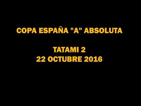 Copa España A. Tatami 2