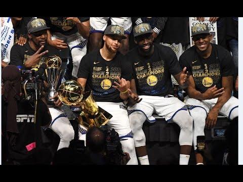 2018 NBA Finals Game 4 Mini-Movie (видео)
