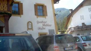 Dobbiaco Italy  city photos gallery : Italy: Dobbiaco (8/13) Gustav-Mahler-Stube 2011-08-18(Thu)1151hrs
