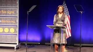 First Lady Michelle Obama Talks About Mental Health First Aid