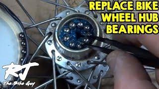 Video How To Replace Bike Wheel Hub Bearings MP3, 3GP, MP4, WEBM, AVI, FLV Juni 2017