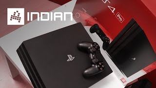 PlayStation 4 PRO - INDIAN