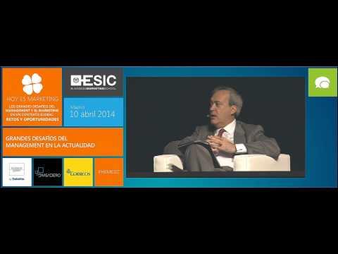 Grandes Desafios Management en la Actualidad - HEM 2014 Madrid
