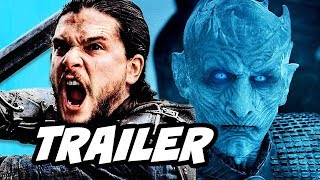 Game Of Thrones Season 7 Episode 6 Trailer. Blood of the Dragon, Jon Snow vs Night King White Walkers, Death Predictions, ...
