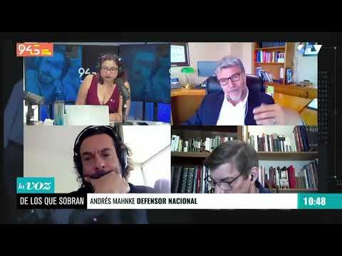 Defensor Nacional participa en matinal La Voz de los que Sobran