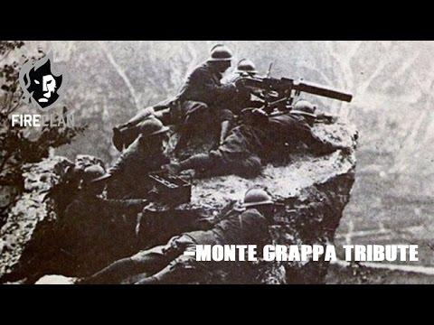 fotografie inedite della grande guerra sul monte grappa