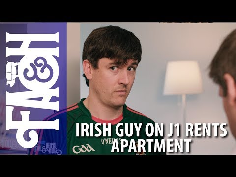 Irish lad on student holiday rents a 1 bed Apartment - Foil Arms and Hog