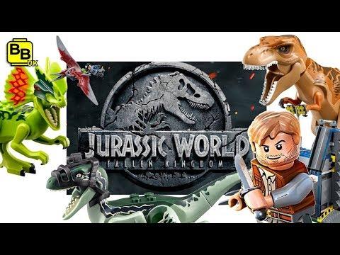 LEGO Jurassic World - PC Game Trainer Cheat PlayFix