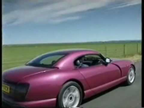 Old Top Gear – TVR Cerbera