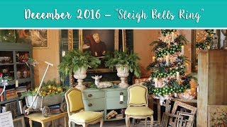 December 2016: Sleigh Bells Ring