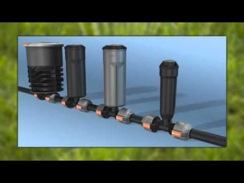 GARDENA Sprinklersystem training film (2013)