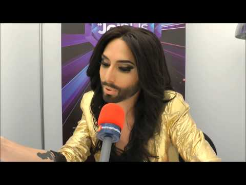 Austria 2014: Interview with Conchita Wurst